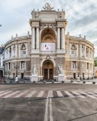 12. Odesa Opera and Ballet Theater