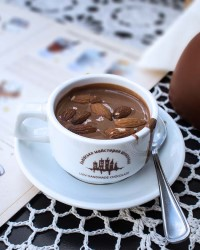 02. Where to drink a cup of hot chocolate in Kyiv?